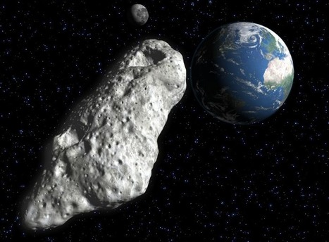 Nuking Dangerous Asteroids Might Be the Best Protection, Expert Says   Amazing Science   Scoop.it