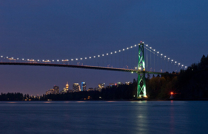 Lions Gate Bridge, Vancouver | Politically Incorrect | Scoop.it