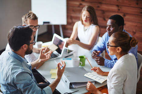 How To Be the Smartest Person In the Room by the Time You Leave » Succeed As Your Own Boss | itsyourbiz | Scoop.it