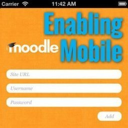 How to Enable Moodle for Mobile App | ColourMyLearning | Scoop.it