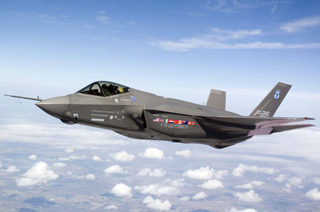 Lockheed F-35 Lightning II - History, Specs and Pictures - Military Aircraft | Aspect 1 - The F-35 Lightning II | Scoop.it