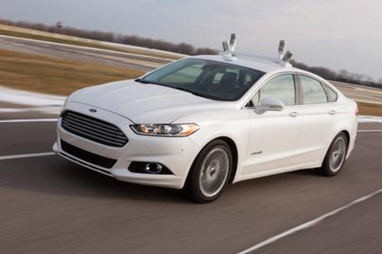 Ford Reveals Autonomous Fusion Hybrid | Sustain Our Earth | Scoop.it
