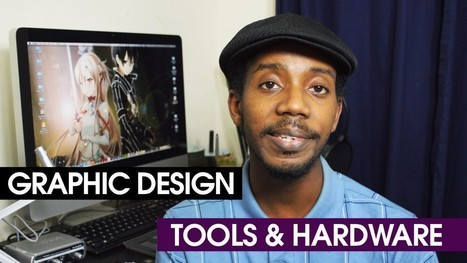 What Tools and Hardware Do Graphic Designers Need? | DesignNFO | Scoop.it