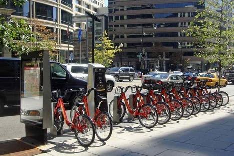Washington ofrece un alquiler de bicicletas para personas sin recursos | movilidad sostenible | Scoop.it