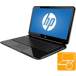Buy HP Pavilion TouchSmart 14-b109wm Laptop only $278 at Walmart Black Friday 2013 ~ Cheap Laptop Review | Teknologi Indonesia | Scoop.it