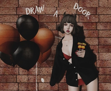 trick or treat | 亗 Second Life Freebies Addiction & More 亗 | Scoop.it