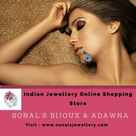 Shopping Jewellery Online is the New Emerging Trend in India - Silver Bangles & Bracelets Online for Women in India | Sonals Jewellery | Scoop.it