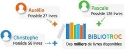 Le troc de livres illimité avec Bibliotroc   Lecteurs en communautés et lecture sociale   Scoop.it