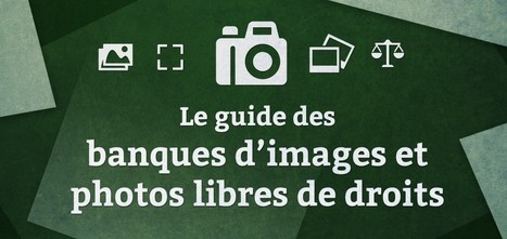 Le guide des banques d'images et photos libres de droits | fle&didaktike | Scoop.it