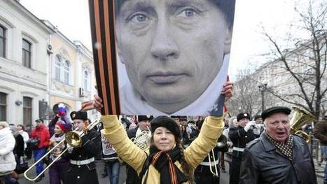 To understand Putin, view the world with a different lens | Osborne IB History | Scoop.it