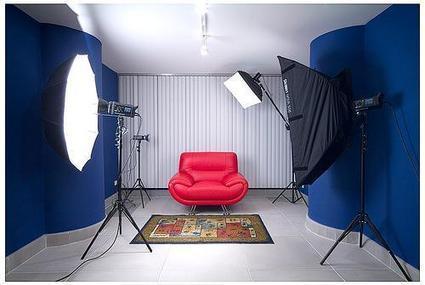 Dicas de Decoração para Estúdio Fotográfico   Stúdio fotográfico   Scoop.it