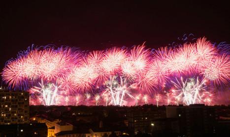 300 000 personnes à Toulouse : retour en images sur la soirée du 14 juillet | Toulouse La Ville Rose | Scoop.it