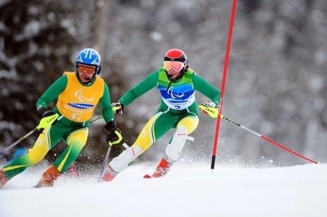 Sotchi 2014 : présentation du ski pour déficients visuels | Sport et handicap | Scoop.it