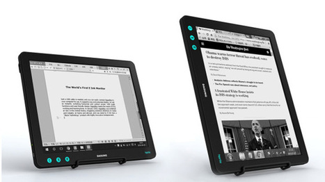 "Paperlike: 13""harici E-ink ekran | Kindle Haberleri | Scoop.it"