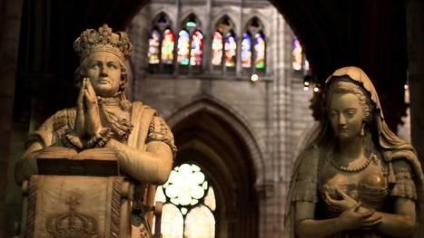 Basilique cathédrale de Saint-Denis | Idées FLE - Erasmus à Paris | Scoop.it