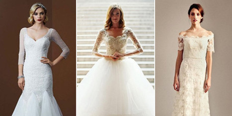 40 Winter Wedding Gowns So Gorgeous, You Won't Even Mind The Cold - Huffington Post | Weddings | Scoop.it