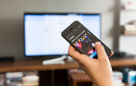 Twitter influence-t-il vraiment la consommation TV ?   We are social   Scoop.it