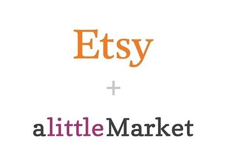 Etsy rachète A Little Market, la place de marché leader du fait-main en France. | Blog français d'Etsy | Paper Art | Scoop.it