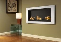 Pour se préparer à l'hiver, quelques infos sur une cheminée éthanol | Conseil construction de maison | Scoop.it