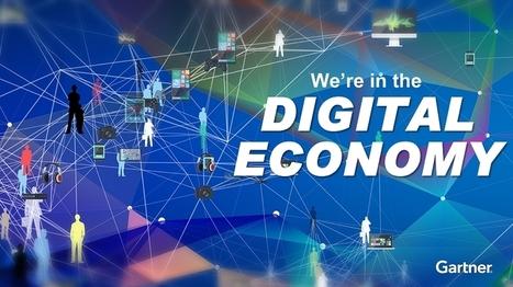 Digital disruption – embrace digital economics CIO's told | Future Technology | Scoop.it
