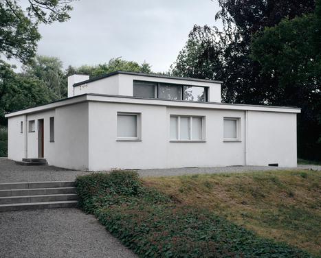 A Weimar, aux origines du Bauhaus | Allemagne tourisme et culture | Scoop.it