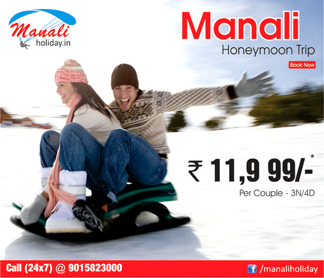 Manali Trip PAckages from delhi - noida | travel agent | Scoop.it