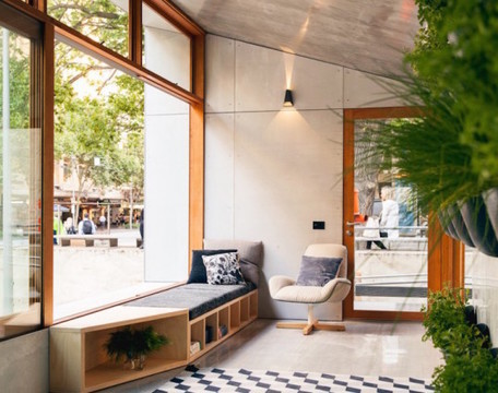 Australia's first carbon-positive prefab house produces more energy than it consumes | biotecture | Scoop.it