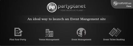 Agriya Offers an Excellent Event management Software PartyPlanet | Technology | Scoop.it