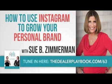 Instagram Tips For Car Sales - Selling Cars With Instagram - Affiliate Marketing Training Videos | PInterests | Scoop.it