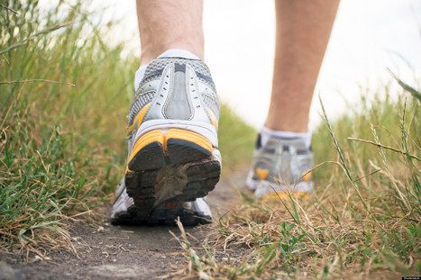 Is Walking As Beneficial As Running? | Marketing Automation | Scoop.it