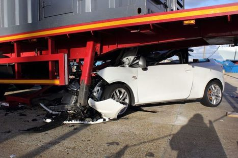 FMCSA Updated Rules More Punishing ¦ Truck Accident | Cogan & Power | Scoop.it