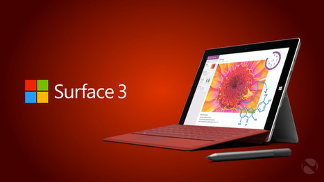 Microsoft is offering the Surface 3 with up to $150 off, including 4G LTE models | Windows 8 - CompuSpace | Scoop.it