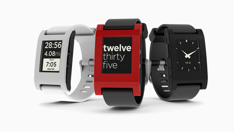 Kickstarter Advice From The Guy Whose E-Paper Watch Raised $7.1M   Creative Feeds   Scoop.it
