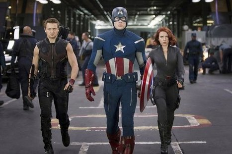 Avengers 2 in the Works: 10 Ways to Prep For the Superhero Sequel | MARVEL | Scoop.it