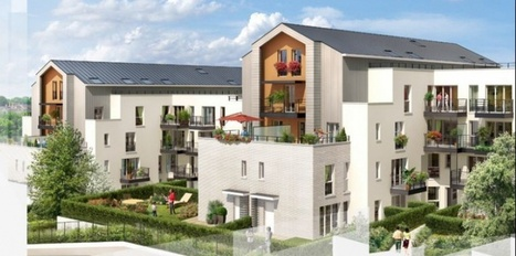 Immobilier neuf : 84 logements commercialisés à Cachan | immobilier | Scoop.it