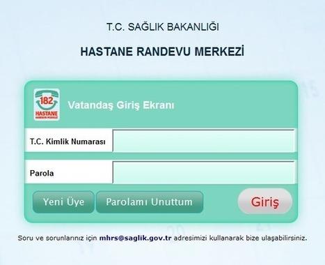 Bağcılar Devlet Hastanesi Randevu Alma Online(Yeni) ~ Site Tanıtımı | Hastane Randevu | Scoop.it