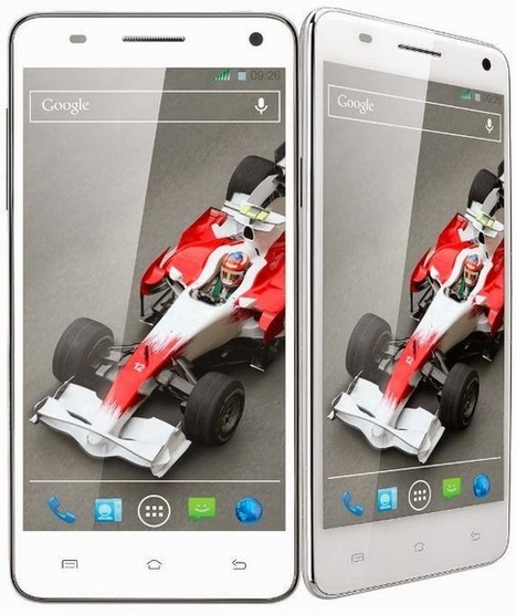 Xolo Q3000 Smartphone Available Now for Rs. 18849 - Software Don | Smartphones & Tablets | Scoop.it