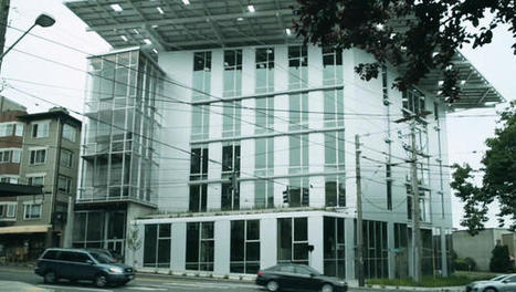 Inside The Greenest Office Building In The World   Trends in Sustainability   Scoop.it