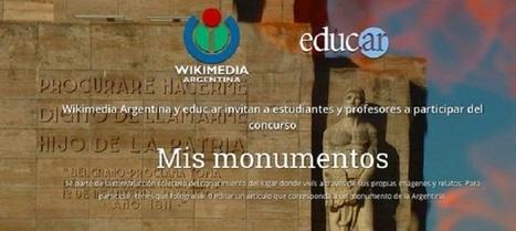 Abrió el concurso «Mis monumentos» | Educar con las nuevas tecnologías | Scoop.it