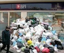 Opération « Je dépose mes poubelles devant les banques », le 1er Septembre | Toute l'actus | Scoop.it