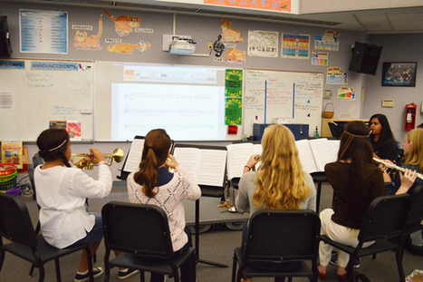 4 Ways Technology Can Make Your Music Lessons Sing -- THE Journal | Teach-ologies | Scoop.it