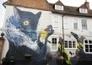A blue fox, by Hitnes glorifies North Street at Chichester Street Art Festival   Street Art   Scoop.it