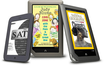 NOOK in Education™ - Barnes & Noble | Connecting to ebooks | Scoop.it