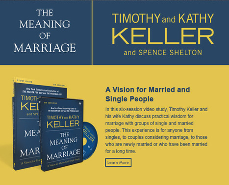 Watch session one FREE! The Meaning of Marriage Video Study.   Marriage and Family (Catholic & Christian)   Scoop.it