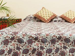 Block Print Quilts | eyesofindia | Scoop.it