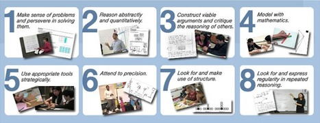 Common Core Standards for Mathematical Practice | math | Scoop.it