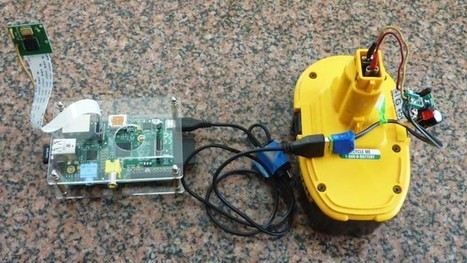 Make a Portable Raspberry Pi Power Supply from an Old Drill Battery | Docentes:  ¿Inmigrantes o peregrinos digitales? | Scoop.it