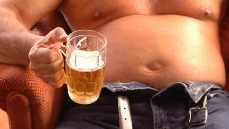 """Le mythe du """"bide à bière""""   Mais n'importe quoi !   Scoop.it"""