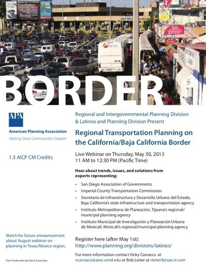 Latinos and Planning | Borders, Networks, and Business | Scoop.it
