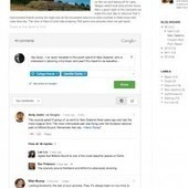 Google rolls out Google+ comments within the Blogger community   Digital Trends   AtDotCom Social media   Scoop.it